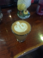 Beautiful cortado